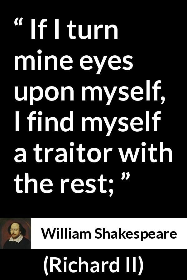 William Shakespeare About Humility Richard Ii 1595 William Shakespeare Richard Ii Shakespeare