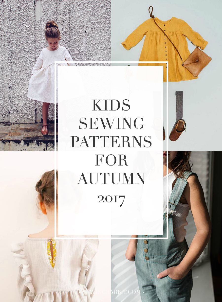 Kids fall sewing patterns 2017 sewing patterns fall winter and sewing pattern for kids fall winter 17 jeuxipadfo Images