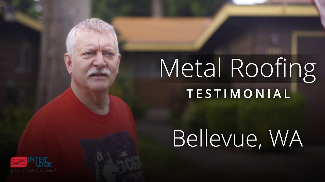 Jim Chose Our Interlock Cedar Shingle In Aged Copper He Talks About Moss How His 40 Year Asphalt Shingles Didn T Last Corrugated Roofing Metal Roof Roofing