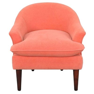 Incredible Mid Century Coral Arm Chair Furniture Design Tropical Evergreenethics Interior Chair Design Evergreenethicsorg