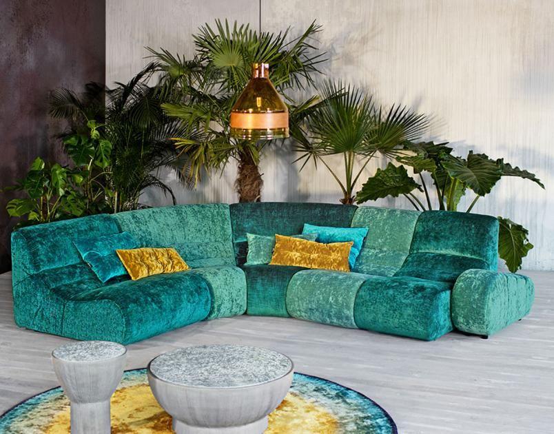 Lieblings-Sofas - Polstermöbel aus Leder und Stoff Sofa