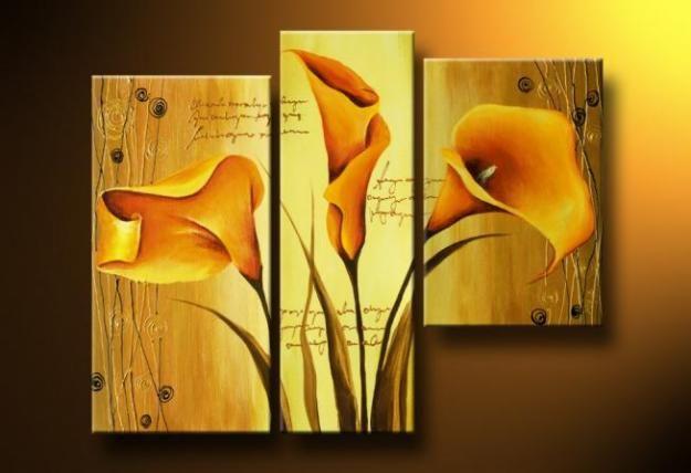 Cómo pintar cuadros trípticos: Paso a paso aprende facilmente ...
