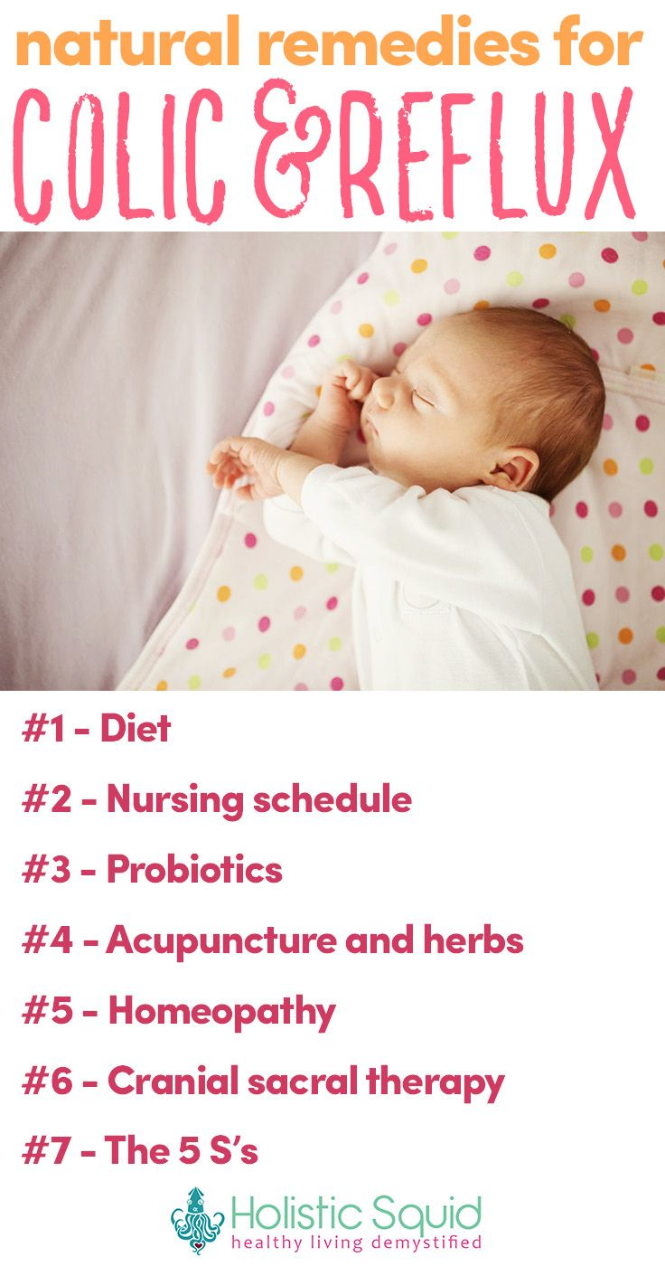 Natural Remedies For Colic And Reflux http