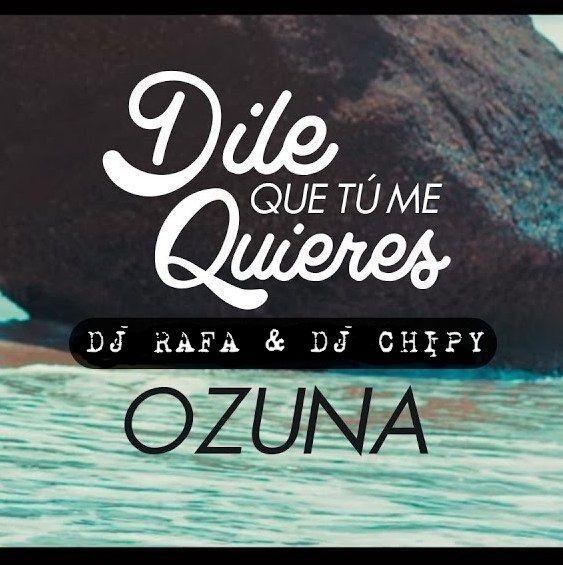 Ozuna Dile Que Tu Me Quieres Dj Rafa Dj Chipy Https Soundcloud Com Rafael Barrera 20 Songs Lyrics Cute Captions