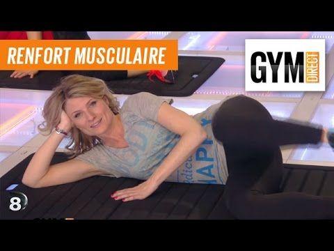 taille abdos fessiers renforcement musculaire 187 youtube gym fitness pilates et gym. Black Bedroom Furniture Sets. Home Design Ideas