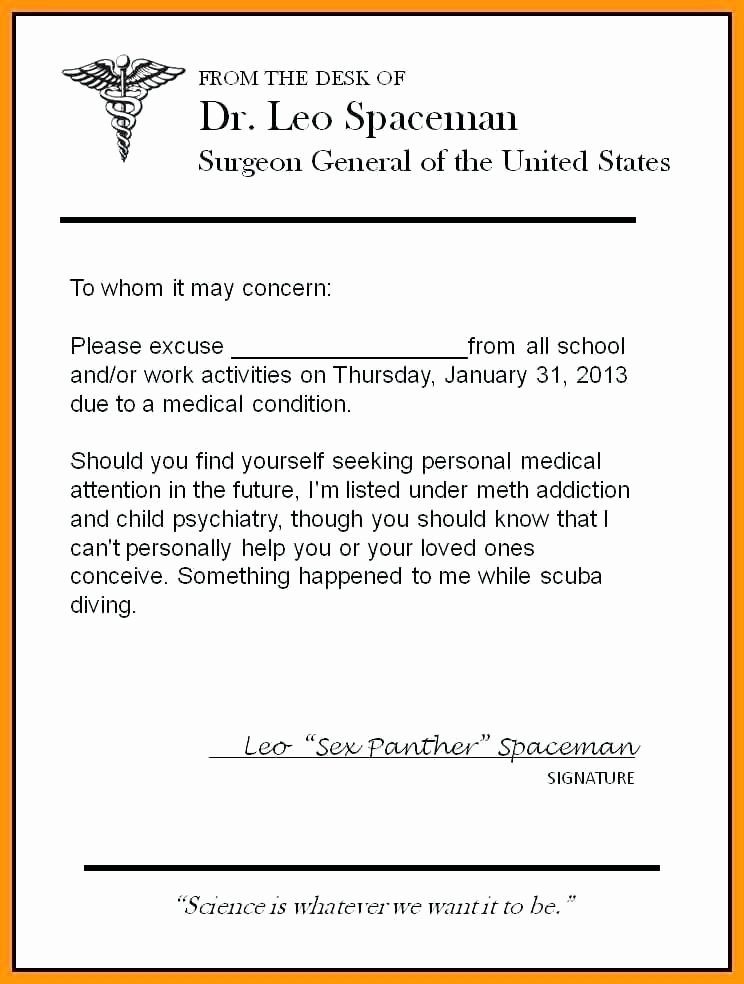 40 Urgent Care Doctors Note Template in 2020 | Doctors ...