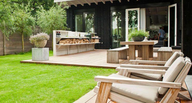 cocinas exteriores - Buscar con Google Nudoverde Pinterest