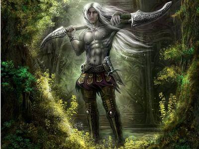 Dökkálfar (Norse) - the Dark Elves