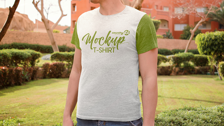 Download Trendy Men T Shirt Mockup Available In Layered Psd Format Shirt Mockup Tshirt Mockup Free Tshirt