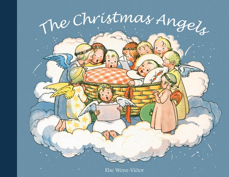 The Christmas Angels - new coloring pages for christmas story