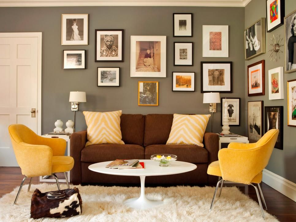 Decorating With A Brown Sofa Brown Sofa Living Room Brown Couch Living Room Brown Living Room