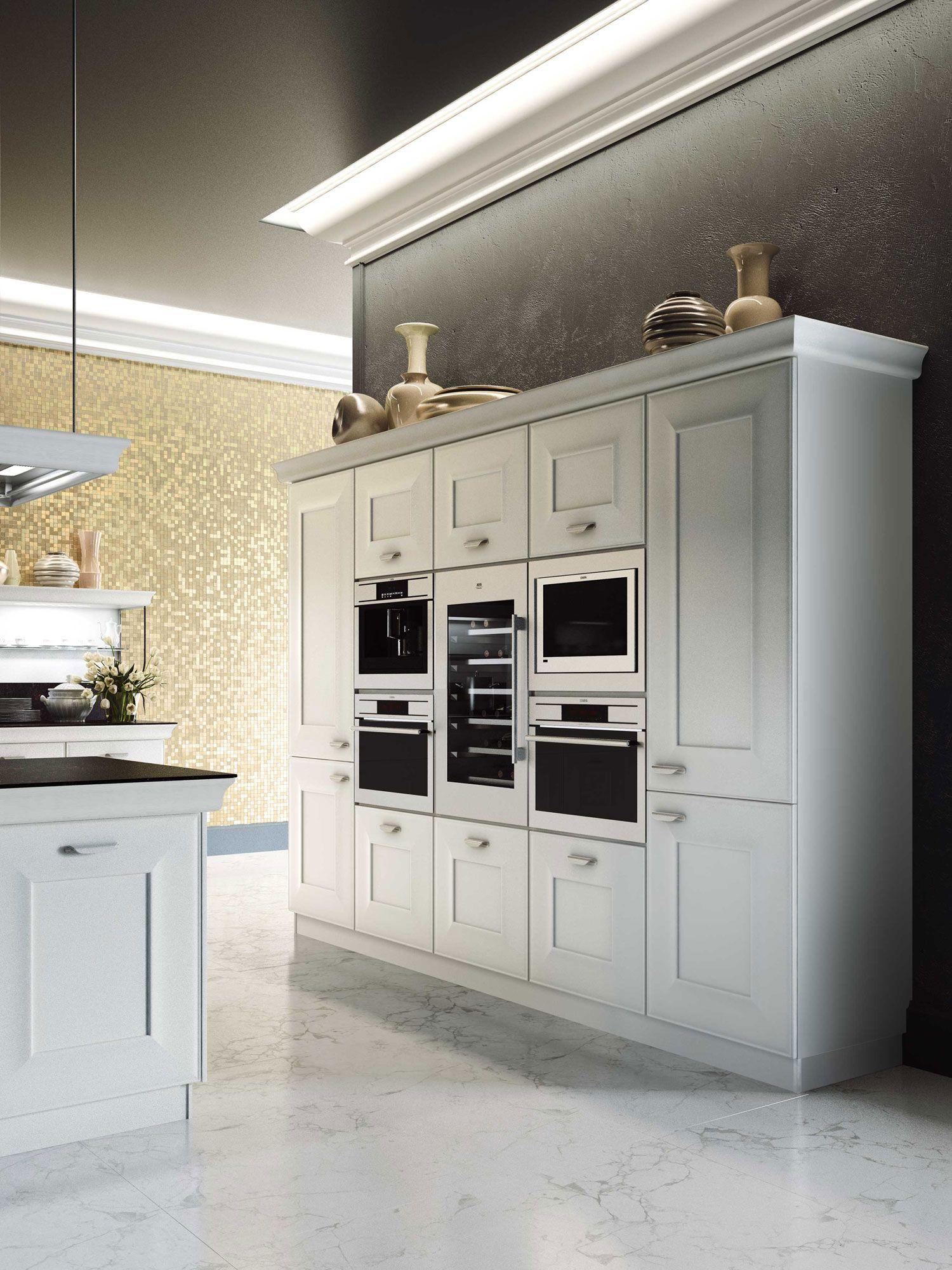 cucina classica gioconda design  Snaidero USA kitchen