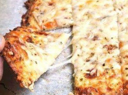 Cauliflower Breadsticks Recipe Food Recipes Food Cooking Recipes