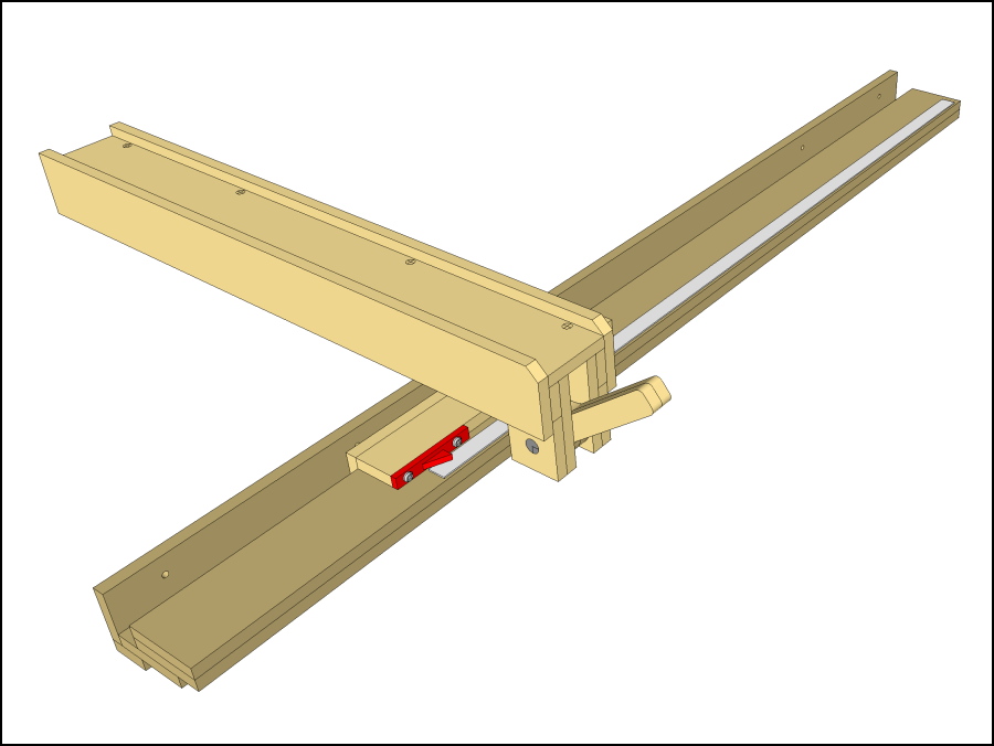 Wooden Table Saw Fence Plans столярка в 2019 г