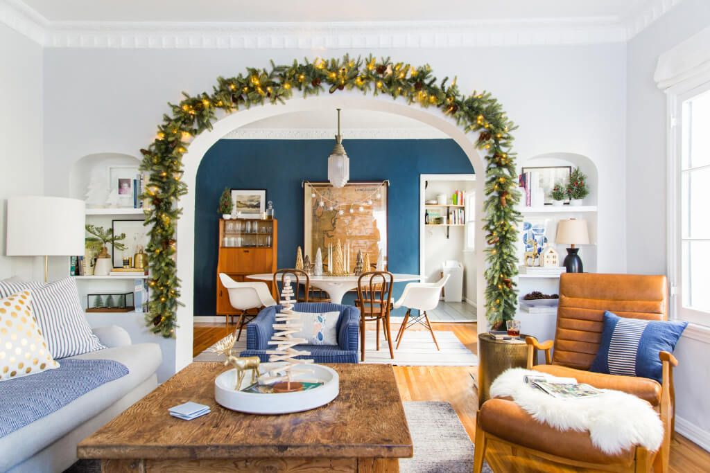 At Home with Ginny for Christmas Salle à manger Pinterest