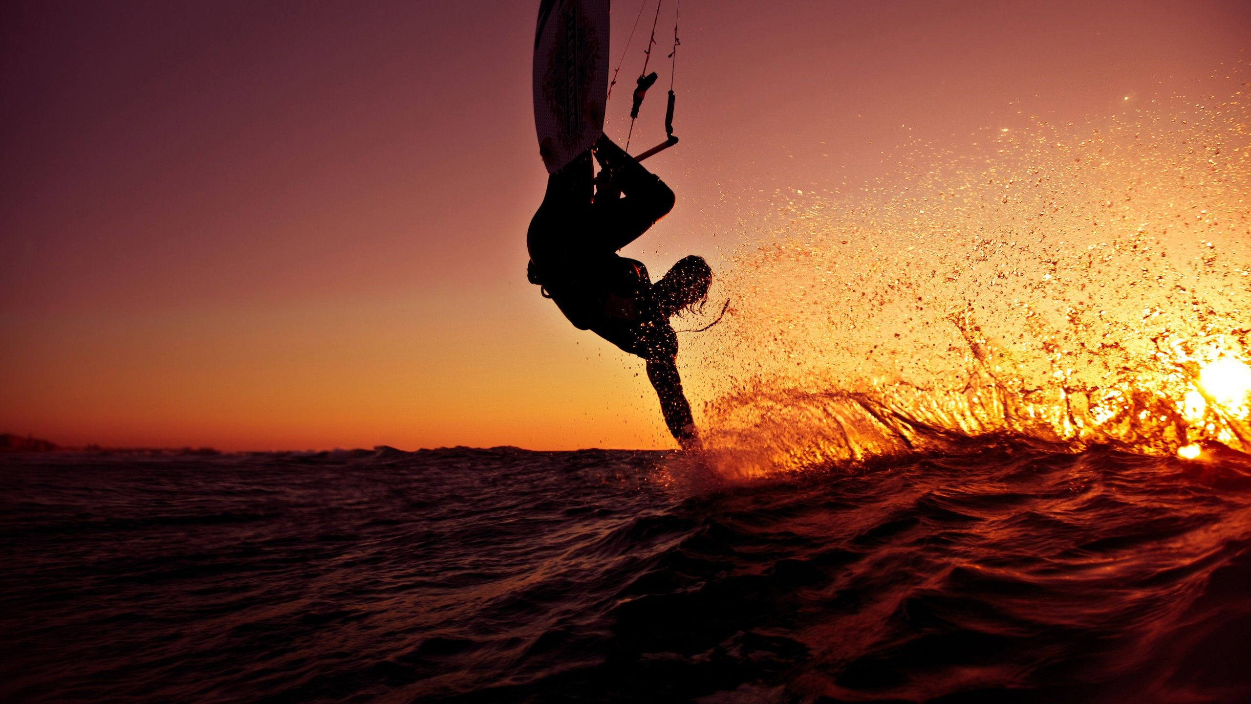 Windsurfing sea Wallpapers Pictures