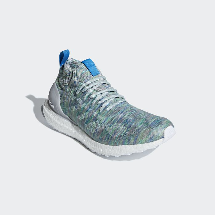 Adidas Men'sWomen's Mid Ultra Boost UNCAGED Running Shoes