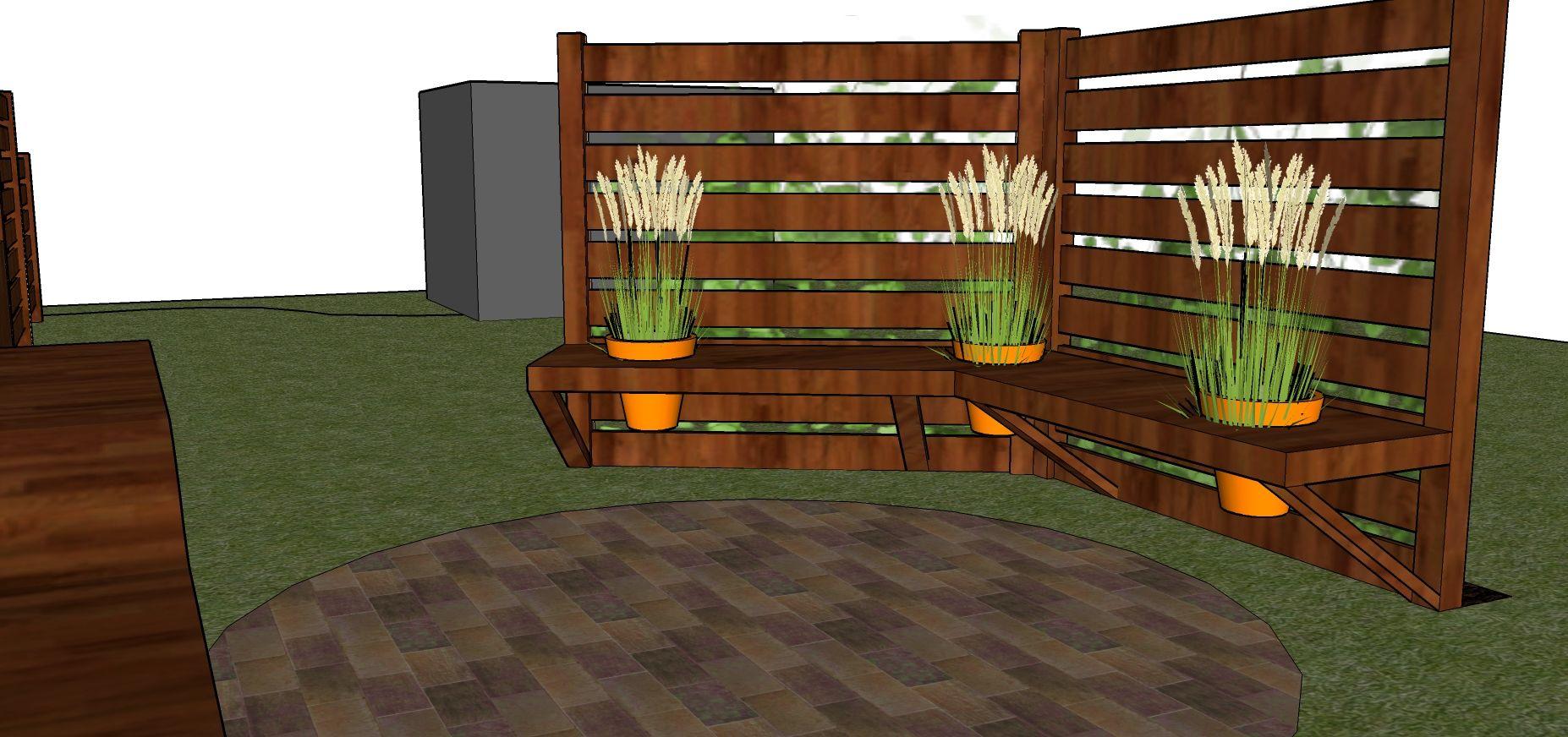 cran visuel par terralpha am nagement ext rieur. Black Bedroom Furniture Sets. Home Design Ideas