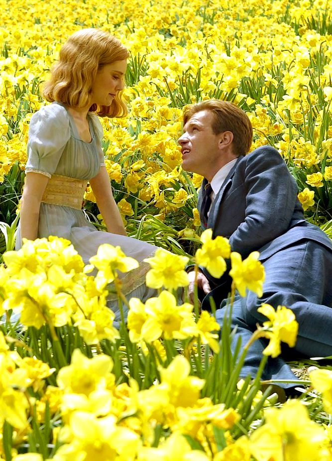 """They say when you meet the love of your life, time stops, and that's true. What they don't tell you is that when it starts again, it moves extra fast to catch up."" 