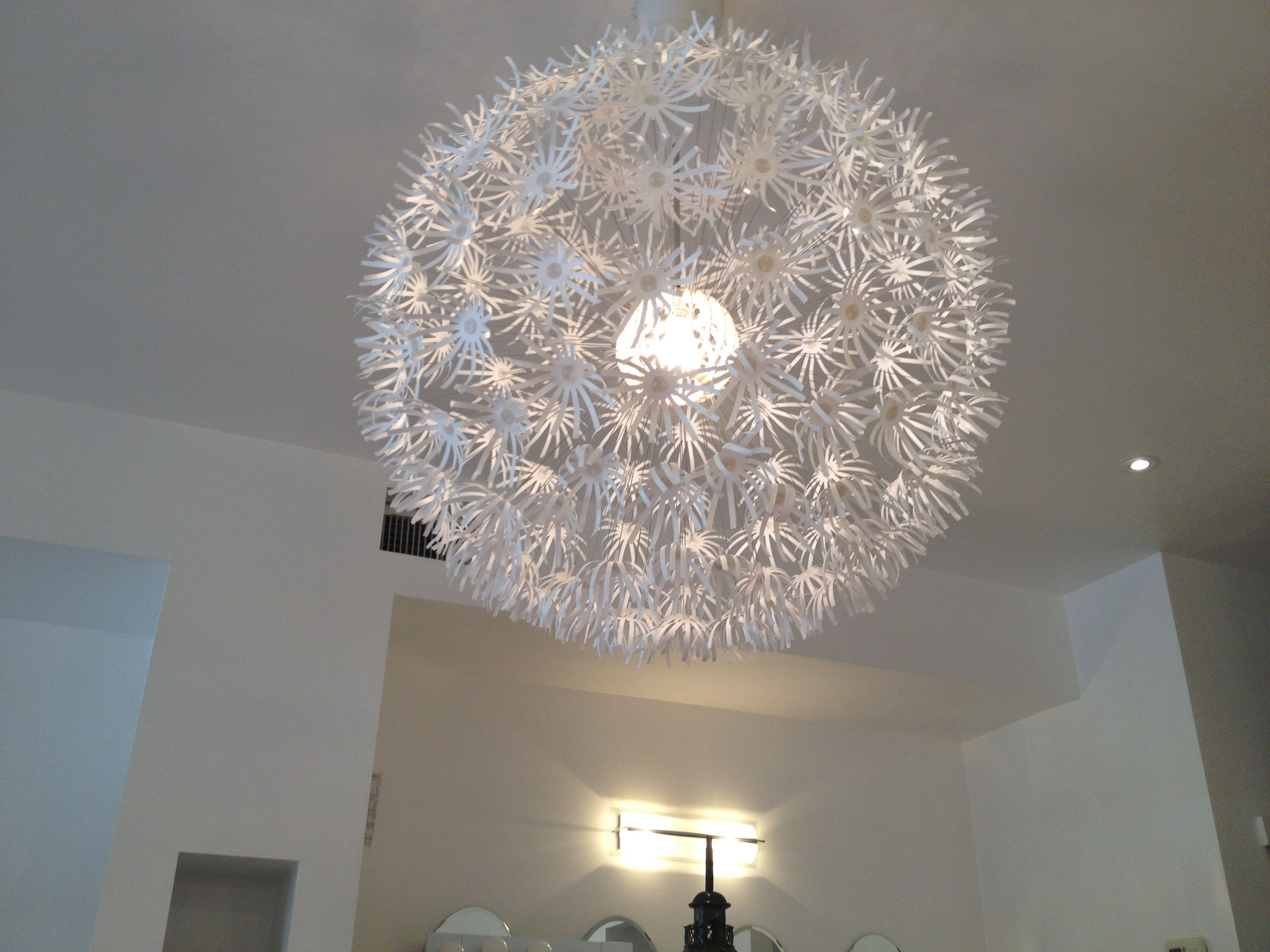 Chandelier from IKEA | Lighting and Ceiling Fans at Fox Designs ...
