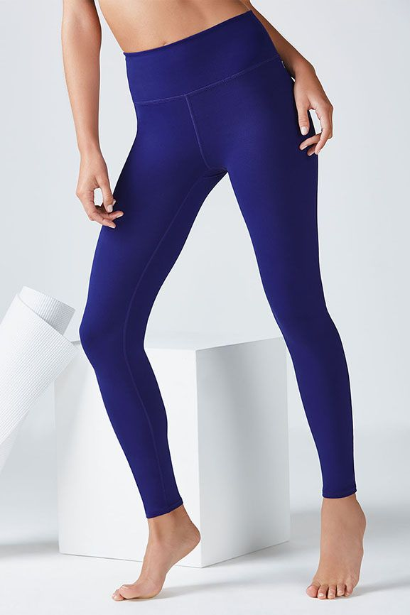 2d849b72643b2 Welcome our first-ever High-Waisted legging to the game. It features all of  the performance elements (sweat-wicking & UPF 50+) that you love, ...