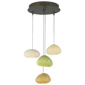 River Rock Multi-Light Pendant by Tech Lighting at Lumens.com