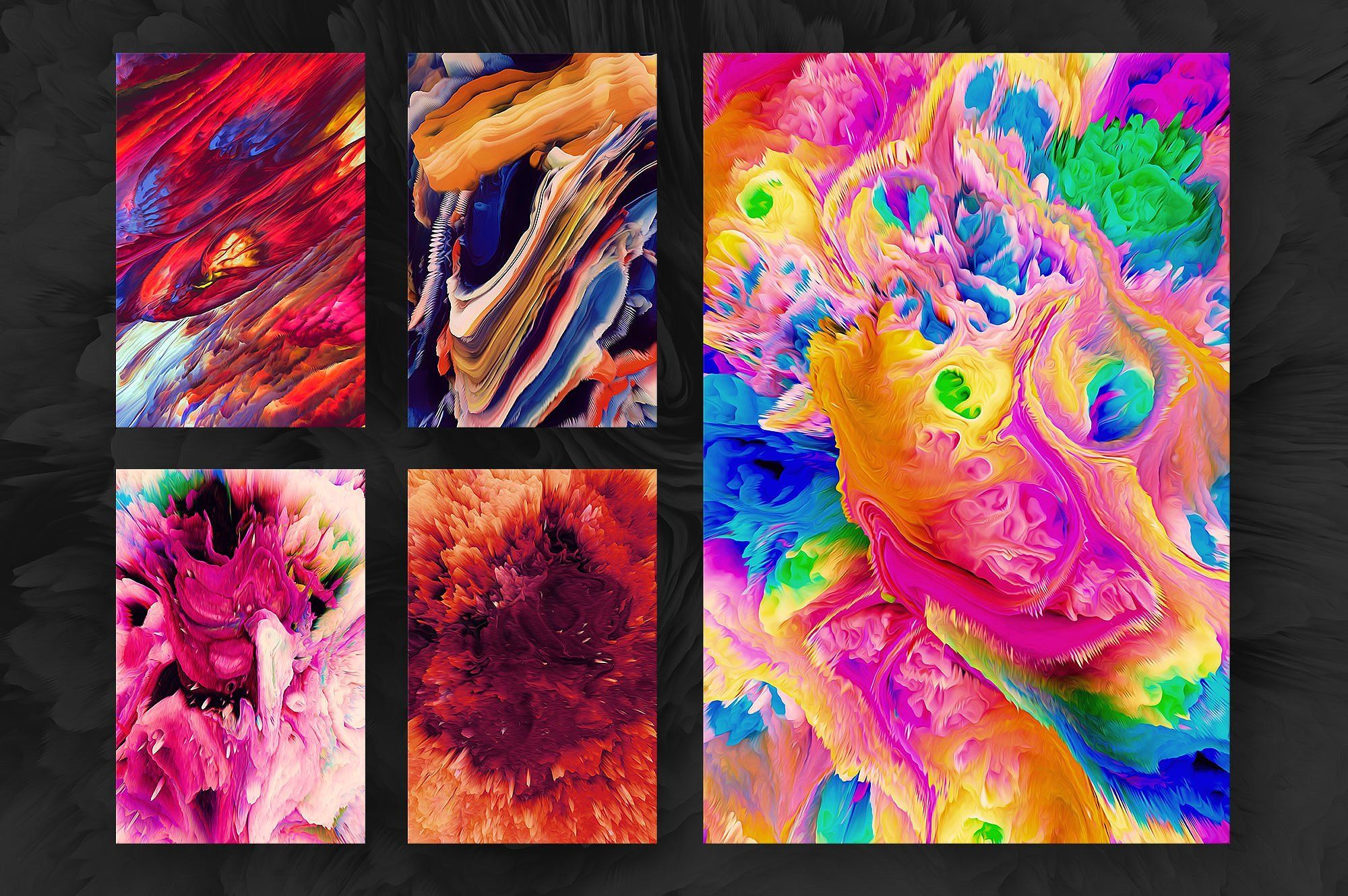 Energy: 40 Abstract Backgrounds by Jim LePage on ...