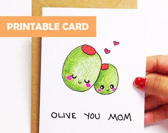 Funny Card For Mom Birthday Mum Mothers Day Printable