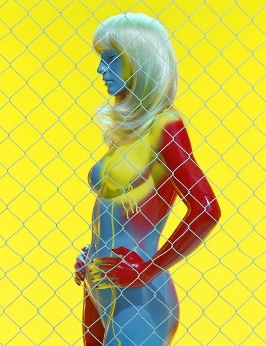 Magazine: Numéro #97 Editorial: 'Bang – Bang' Issue: October 2008 Photographer: Miles Aldridge