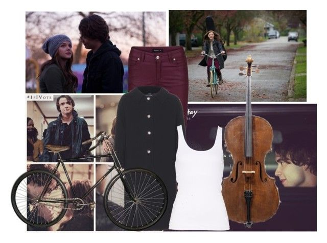 """""""If i stay Mia's outfit"""" by wonderland-354 ❤ liked on Polyvore featuring Modström and Dolce&Gabbana"""