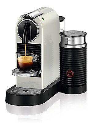 Nespresso CitiZ Espresso Machine - White - Size No Size