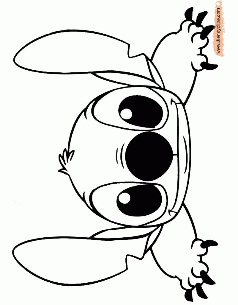 On Stitch Coloring Pages 801 1024 Awesome Of Face Photos Stitch