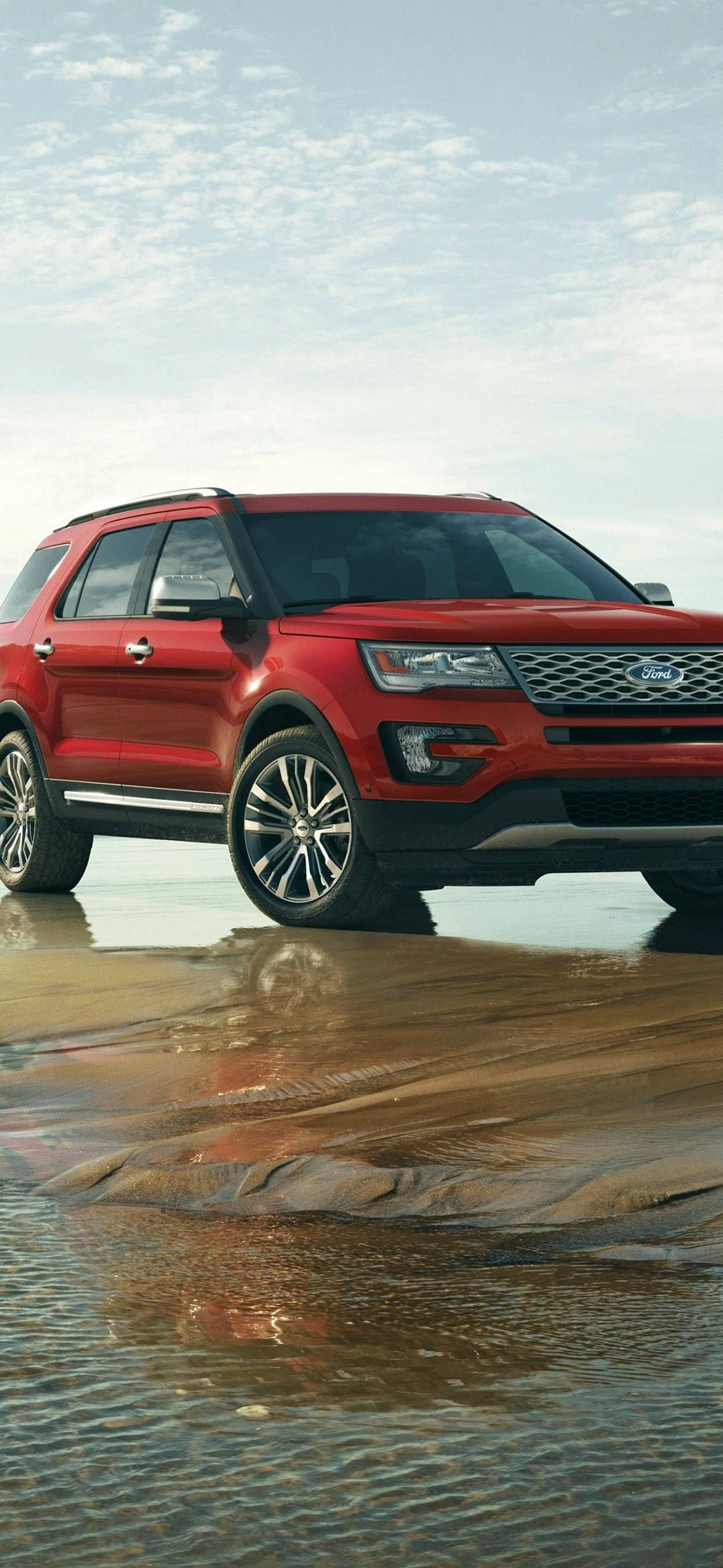 Ford Explorer 2016 Wallpaper 1080x2340 Camionetas Ford Ford