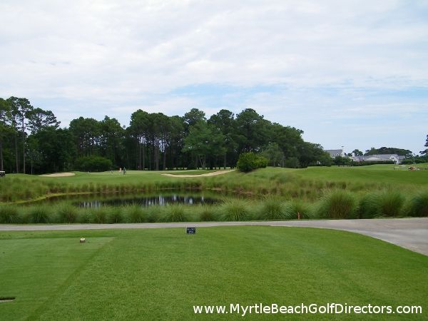 Pine Lakes Country Club par 3 second hole
