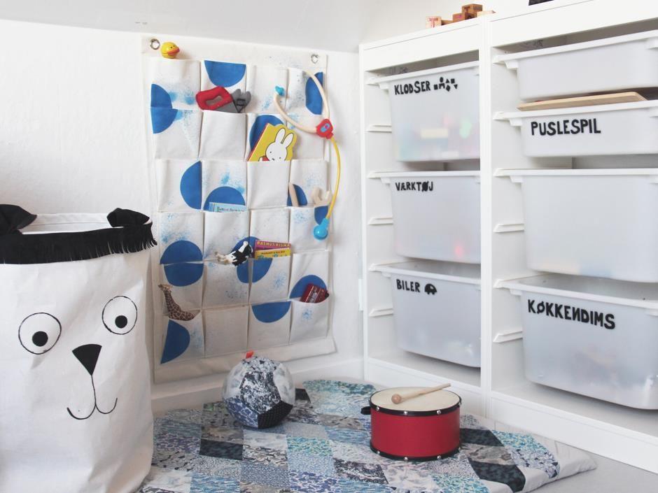 044 Lommeoph 230 Ng Med Cirkler Wall Organizer Diy Kidsroom