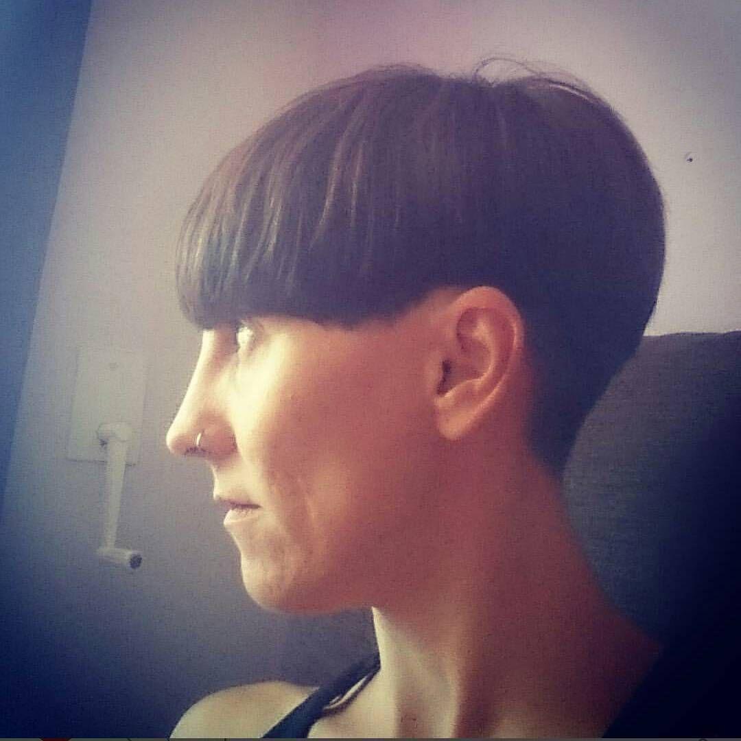 short hair girl porn