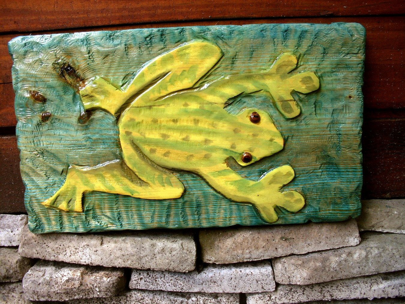Tree Frog 19x12\