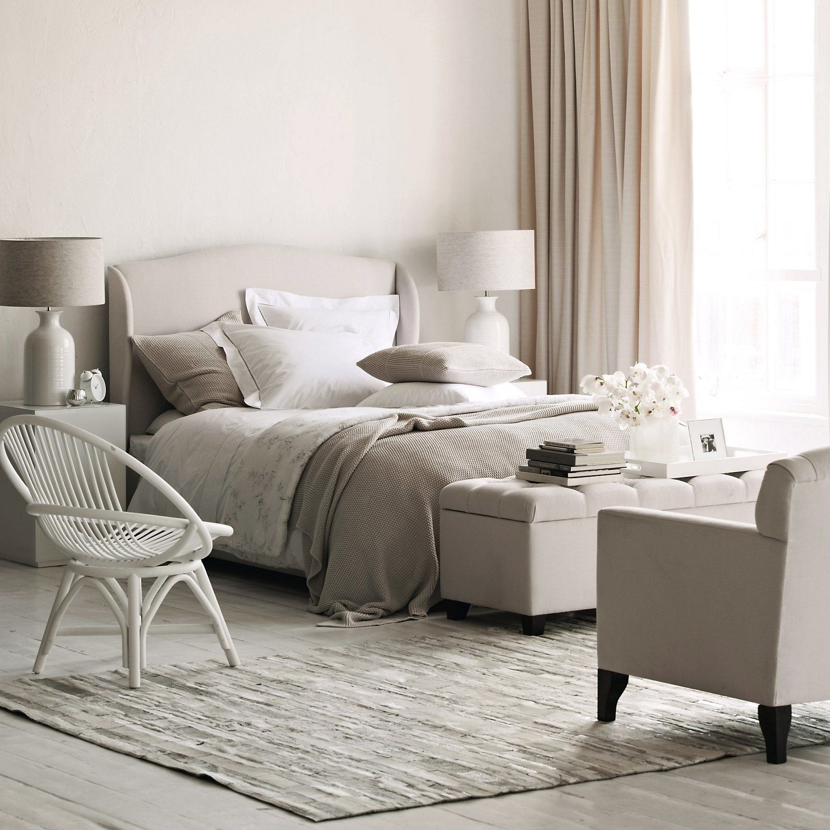 Best Newport Collection View All Bedding The White Company 400 x 300