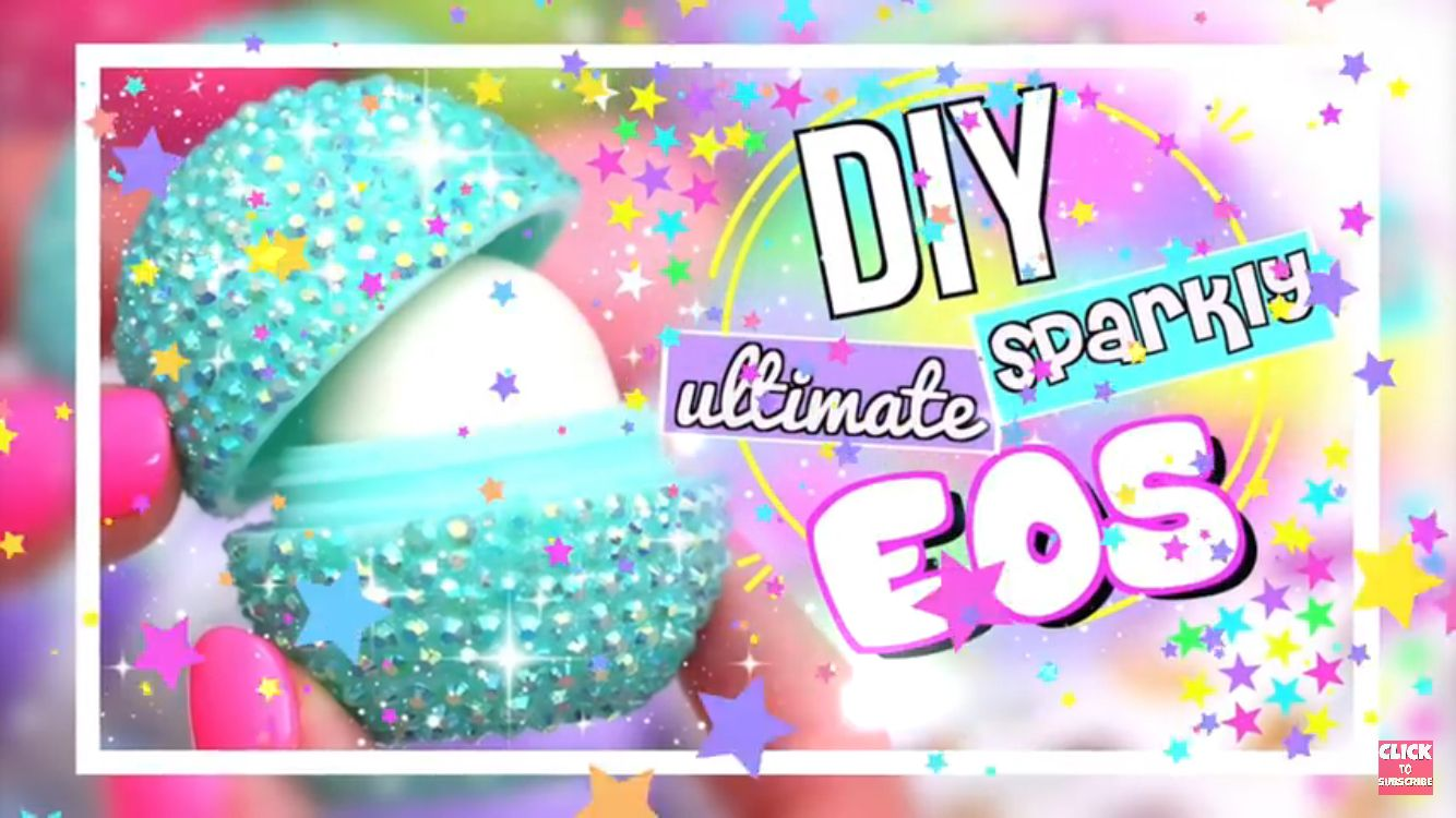 Gillian Bower Has Done It Again With And Amazing New Eos Diy With