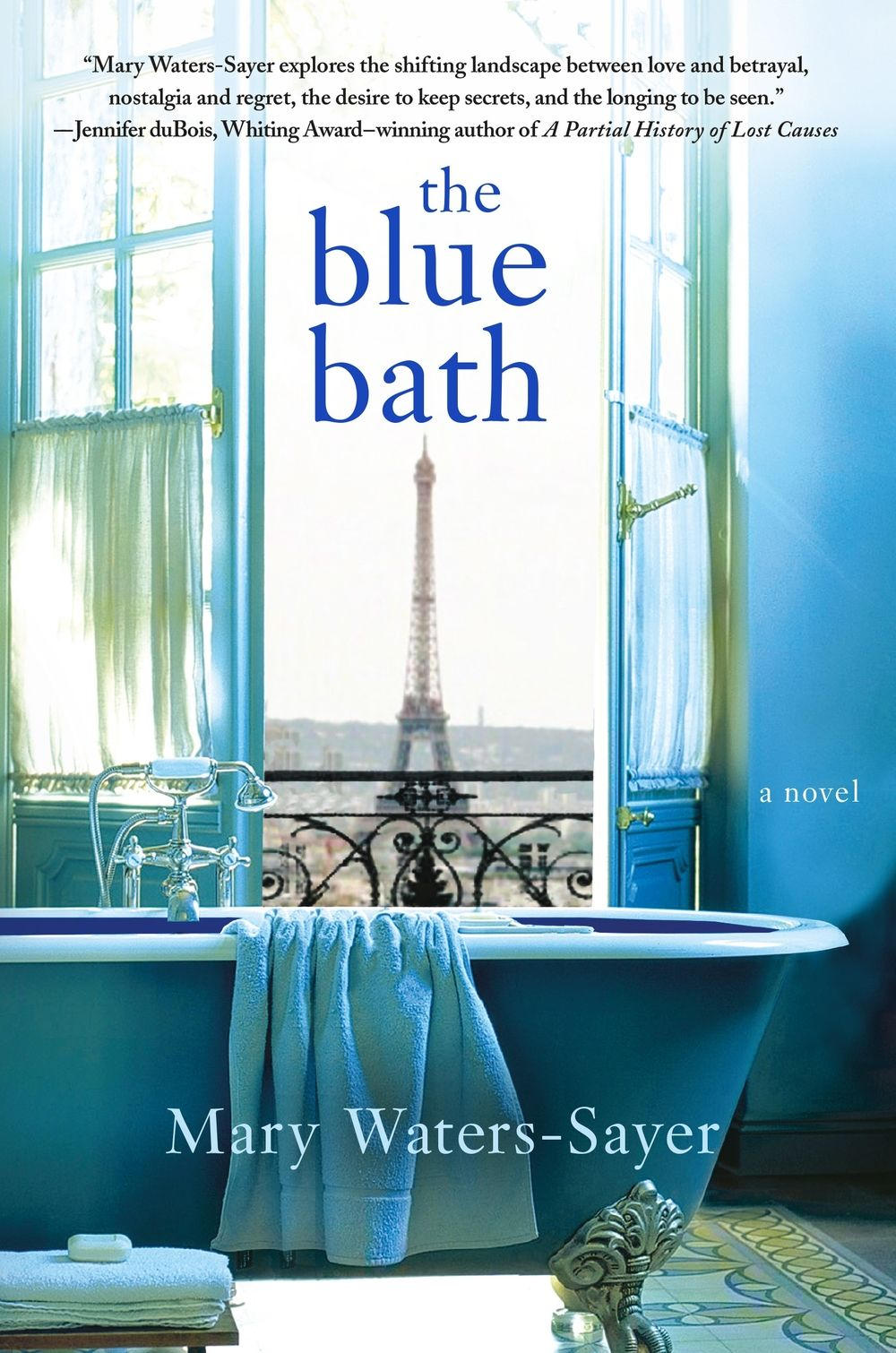 The Blue Bath — Mary Waters-Sayer