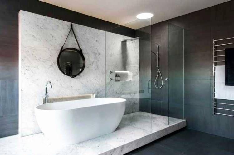 16++ Salle de bain moderne avec baignoire ideas