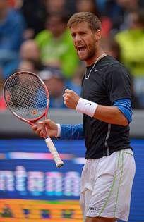 Photo Galleries - Tennis - ATP World Tour - Martin Klizan Munich 2014
