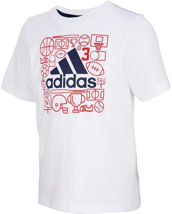 adidas Mädchen Trainingsshirt Cool Tee