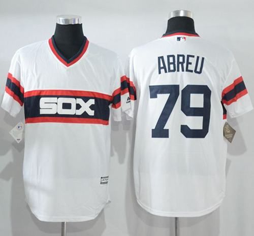 1d017a41 ... discount code for white sox 79 jose abreu white new cool base alternate  home stitched mlb