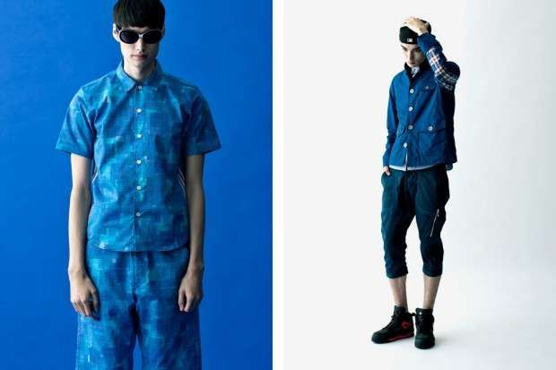 Quirky Colorful Menswear : F S Z SS12