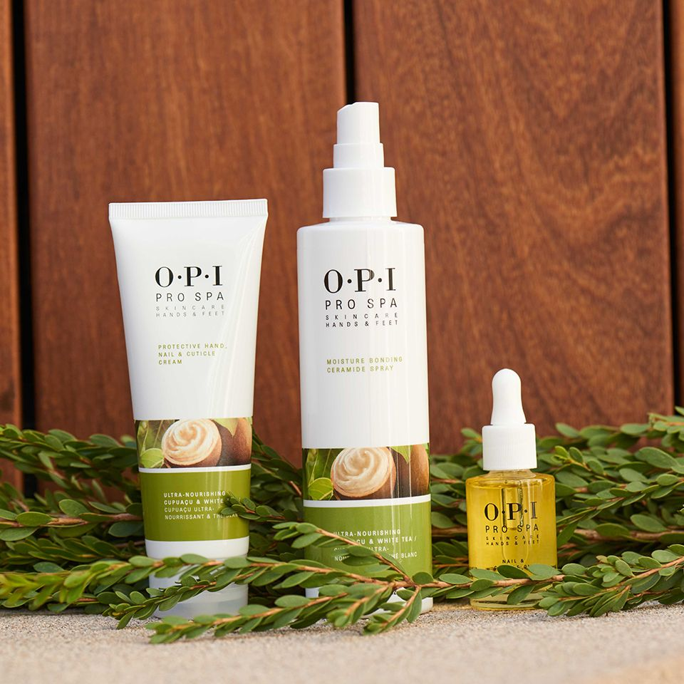 Protect Your Hands Nails And Cuticles With Nourishing Creams Sprays And Oils Formulated By Opiprospa To Meet You Needs In 2020 Skin So Soft Spa Manicure Nail Care