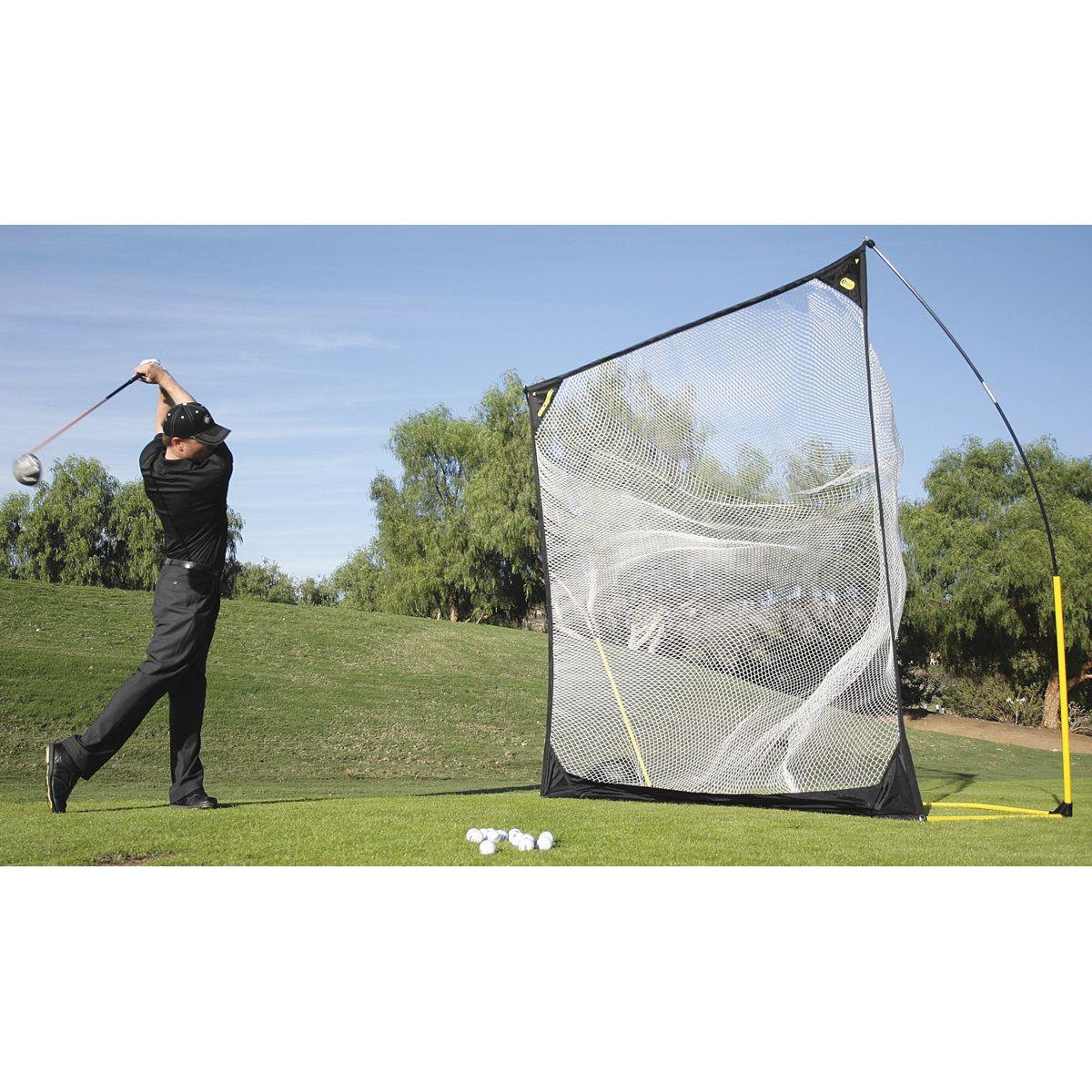 sklz quickster ultra portable quick set up golf net from golfsmith
