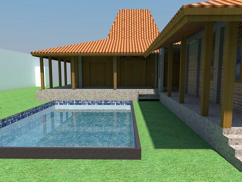 81+ Desain Kolam Renang Outdoor HD Terbaru