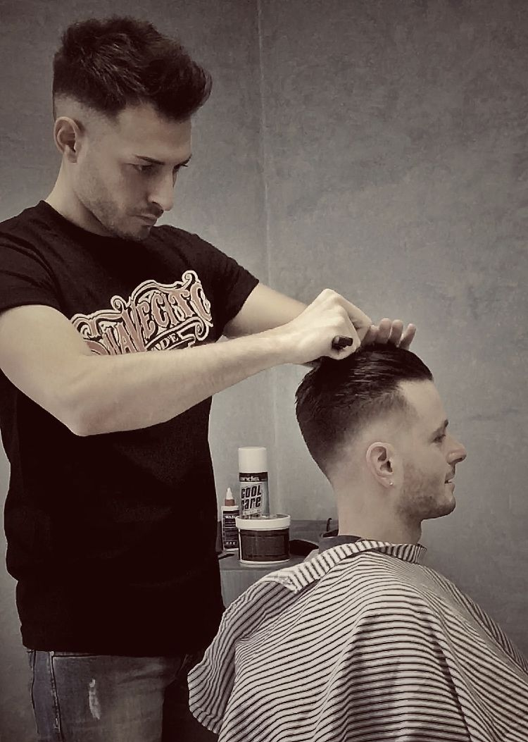 Pin by davis beauty barberu barber shop on frases de belleza eh
