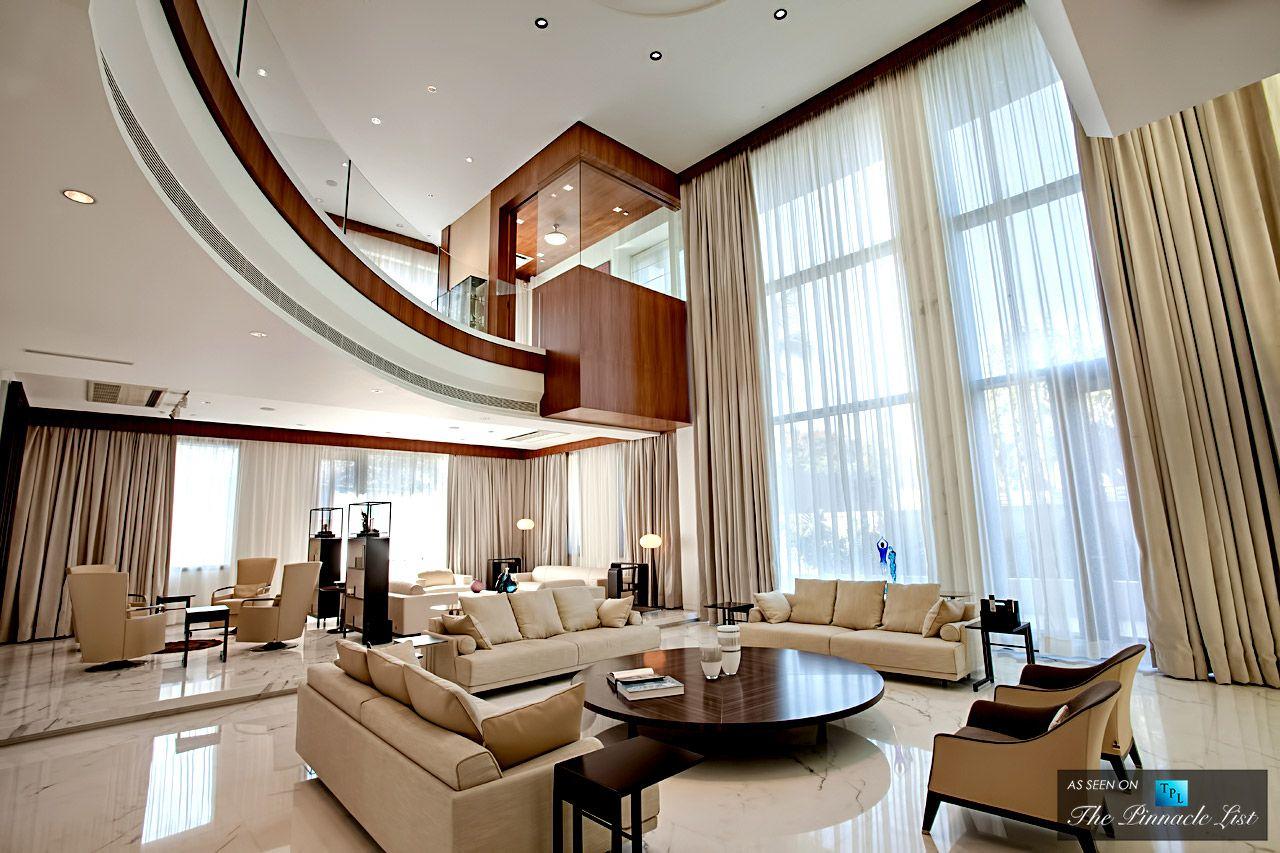Mansion dream house cm ramesh residence jubilee hills - Manhattan home design hyderabad address ...